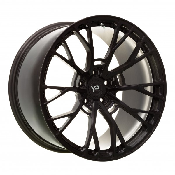 YP Forged Monoblock | Dark Black Brushed