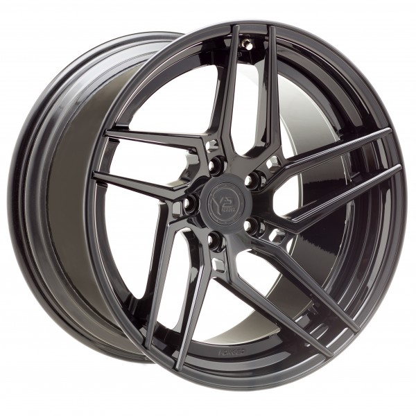 YP 4.2 Forged | Gloss Black