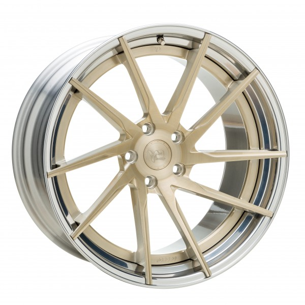 YP 3.2 Forged | Royal Gold/Polished Lip