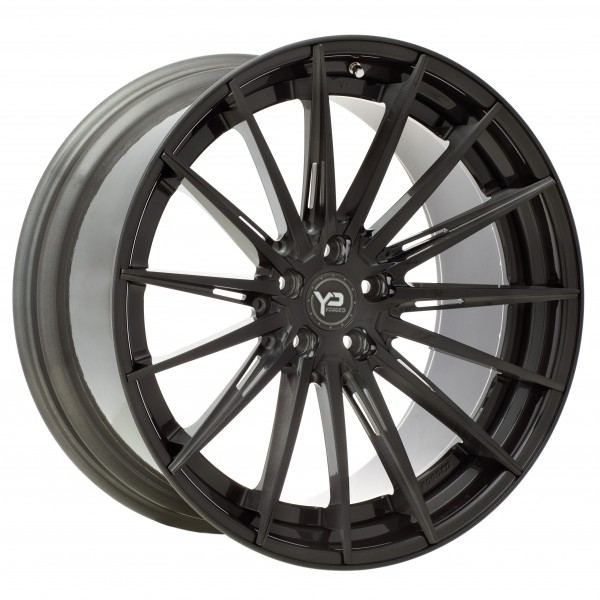 YP 9.2 Forged | Dark Black Brushed