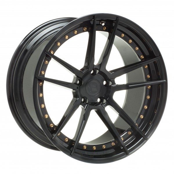 YP 1.2 Forged | Black Gold Edition