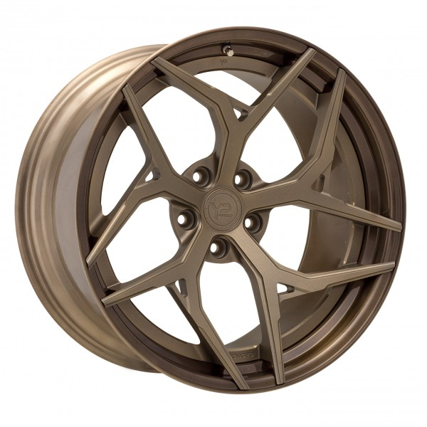 YP 7.2 Forged | Matte Bronze|Gloss Bronze Lip