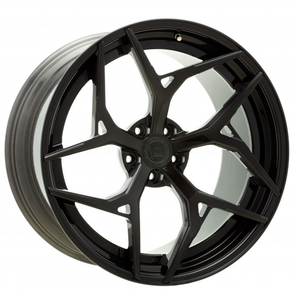 YP 7.2 Forged | Dark Black Brushed