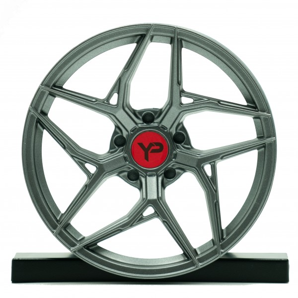 YP-FF2 | Mini Wheel | Gunmetal
