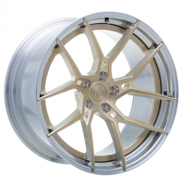 YP 6.2 Forged | Royal Gold/Polished Lip