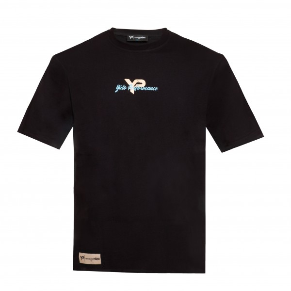 YP Lifestyle Shirt -THE CREW- Schwarz