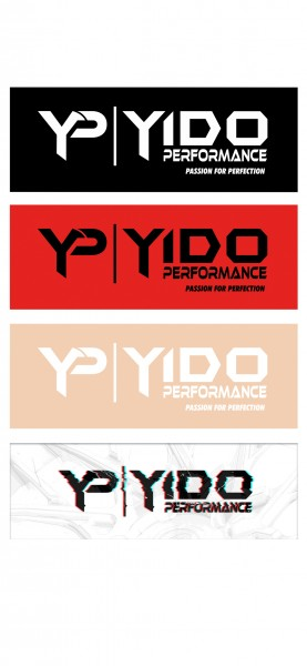 Yido Performance Sticker Paket